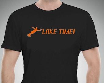 Lake Time Water Ski shirt