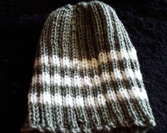 Cozy winter hat.