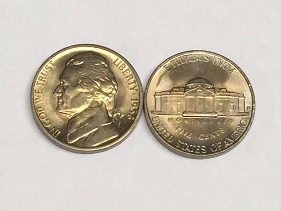 1946 BU Jefferson Nickel Pulled From OBWRoll