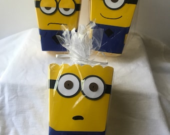 Minions Prefilled Candy Bags