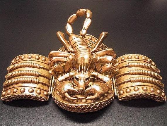 Bracelet of Anubis, Scorpion King