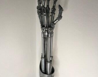 Terminator T-800 Arm Replica Prop, Full Size, 1/1 Scale
