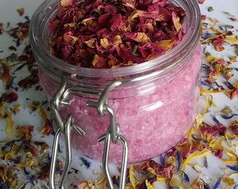 Bath By Nature Dead Sea Bath Salts Cherry Blossom