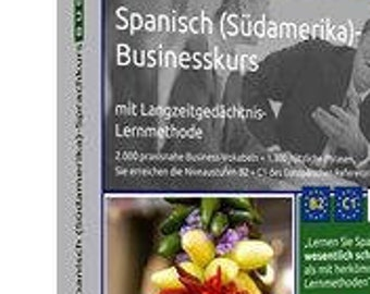 3 Business Spanish (South America)