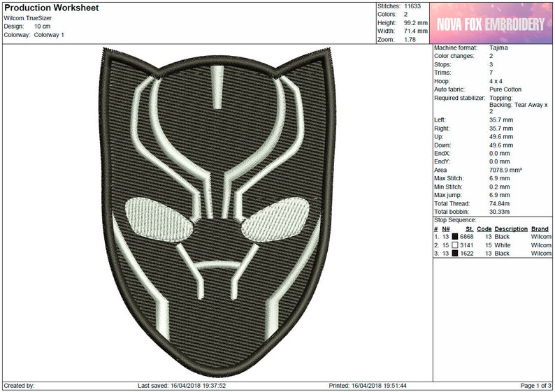 45d90c35f8aa7 Black Panther Mask King T challa Marvel Avengers Civil