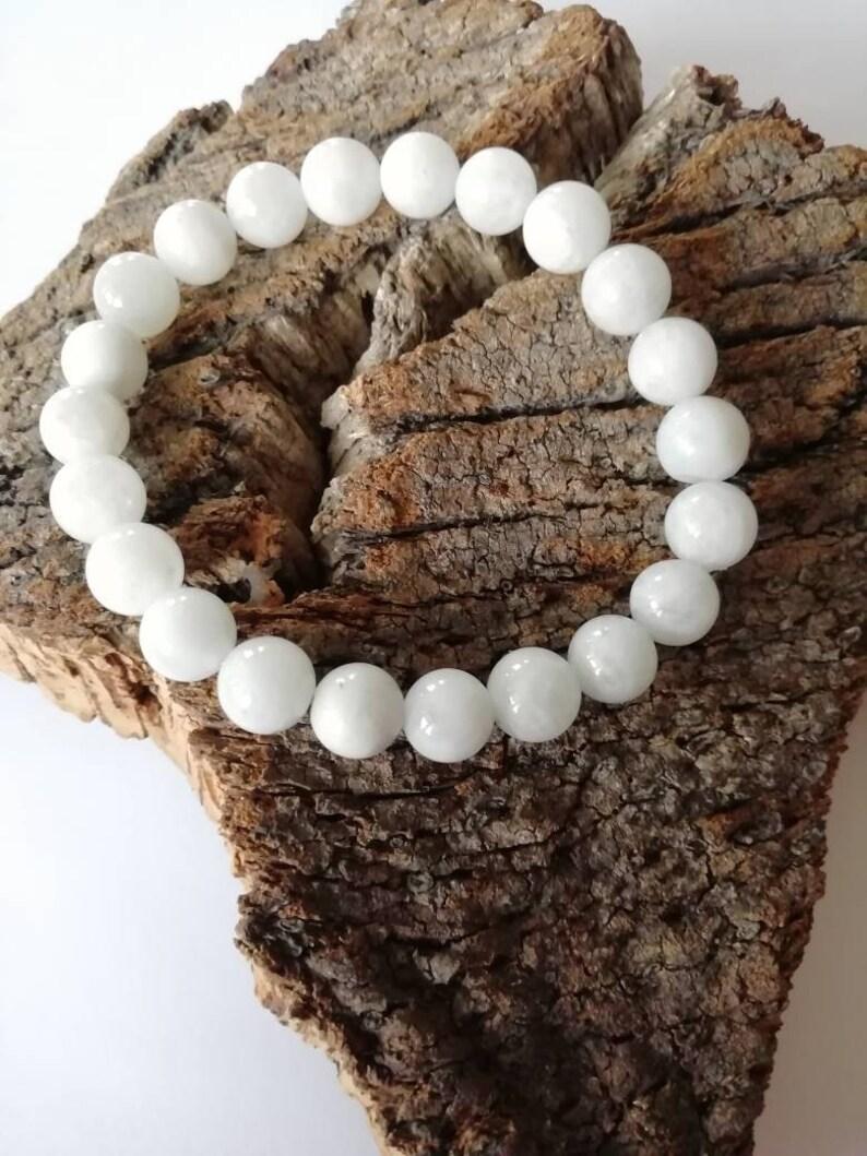 Real Moonstone bracelet