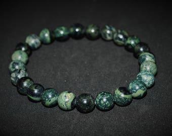 Kambaba Jasper bracelet