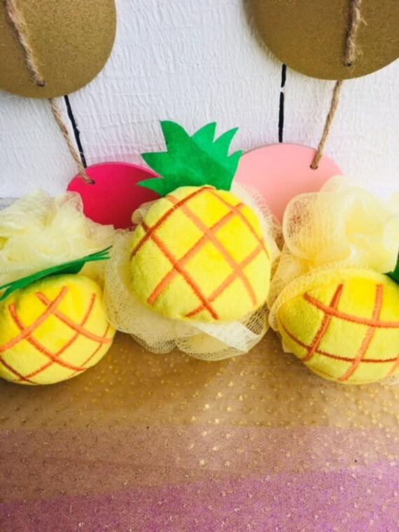 Ananas éponge
