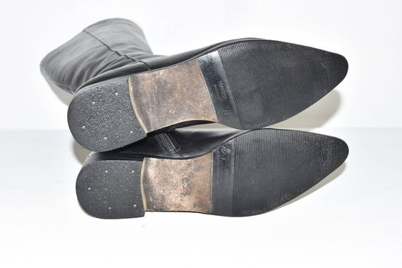 Vintage cuir en v v en Vintage cuir Vintage qn7PI