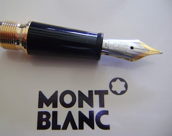 Parts Replacement Pen Nib Montblanc for Chopin145 Gold trim Fountain pen
