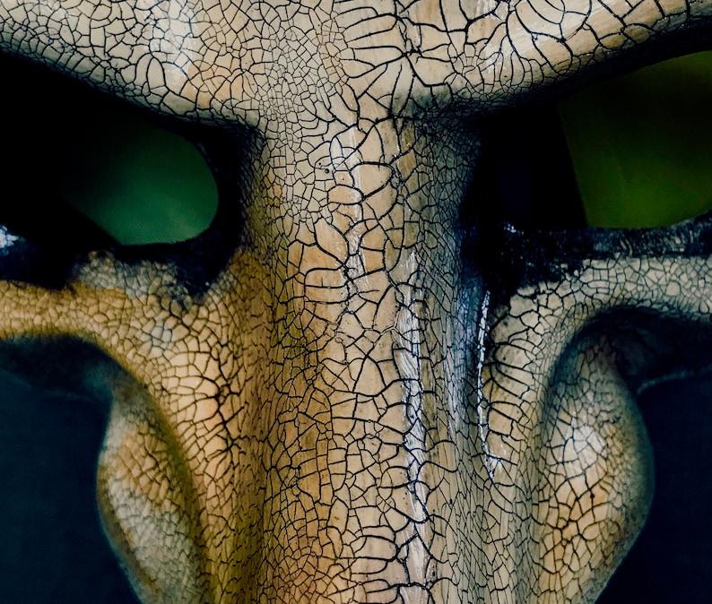 Mens Masquerade mask Mans Halloween mask. Long nose mask Mens Christmas gift Scary mask Quality mens mask Collectors Venetian mask