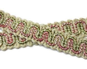 "5yds 5//8/""16mm Vintage Glitter Velvet Ribbon Headband Clips Bow Wedding Craft #17"