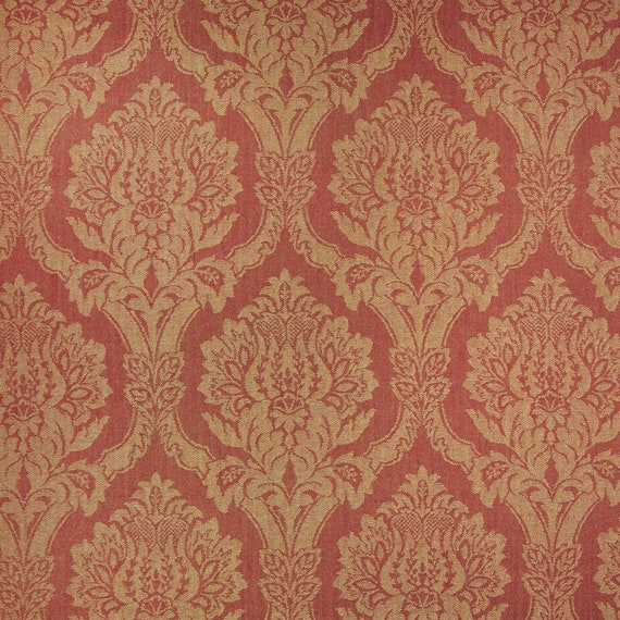 Braemore ODESSA Floral SUEDE Home Decor Drapery Curtain Sewing Fabric BTY
