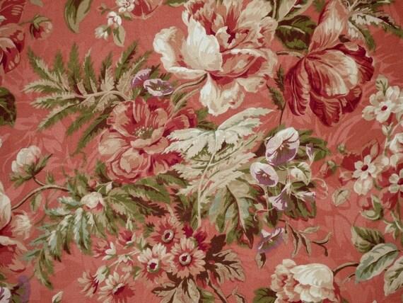 Mill Creek Raymond Waites Emerson Floral Mangue Rideaux Etsy