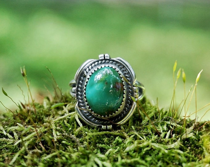 Gemmy Royston Turquoise Ring