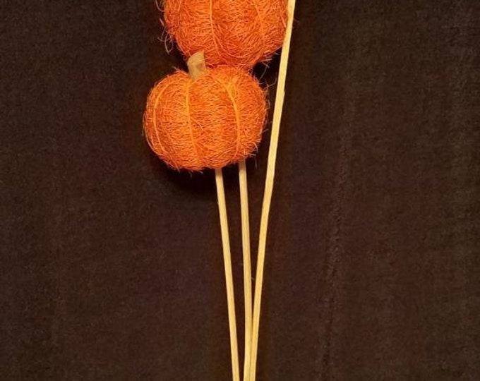 Pumpkin Picks, Fall Pumpkin Picks, Fall Picks, Halloween Picks,Autumn Pumpkin Pick, Pumpkin Decor, Fall Decor, Autumn Decor