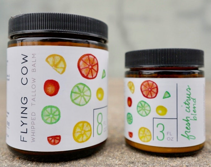 Featured listing image: Fresh Citrus Blend - Orange, Grapefruit, Lemon, & Lime