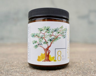 """Whipped Frankincense """"Golden"""" Tallow with 3 forms of Organic Frankincense"""
