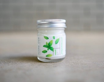 Tallow TO GO! (1oz size) Whipped Peppermint Tallow