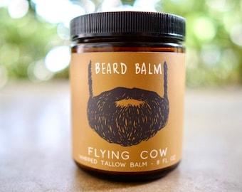 Beard Balm with Black Spruce + Sandalwood