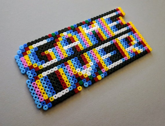 Perler Bead Patterns Nintendo Switch Bead Pattern Free