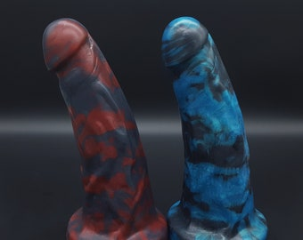 The Uberron A Giant Silicone Dildo
