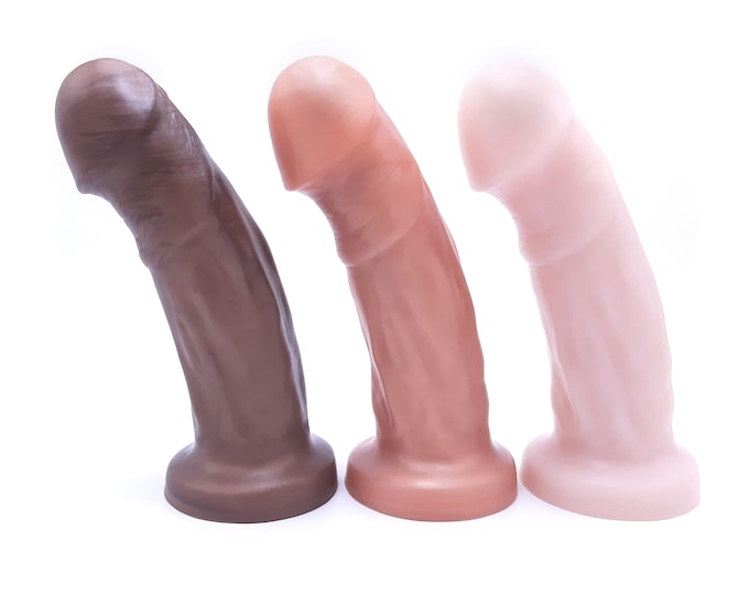 The Maxime Dual-Density Dildo