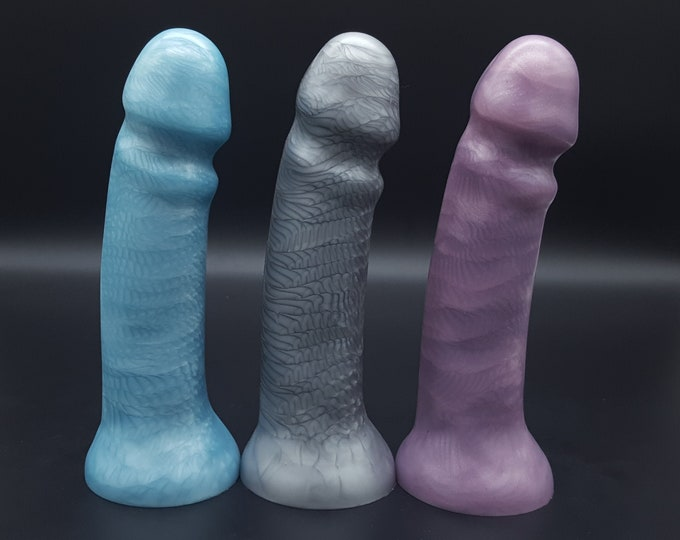 The Aqueous Suction Cup Dildo