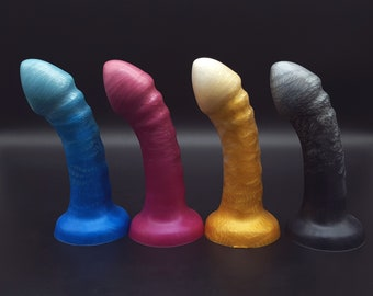The Vivo Silicone Dildo