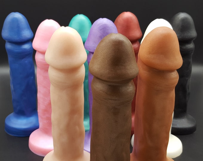 The Bella TRIPLE Density Dildo