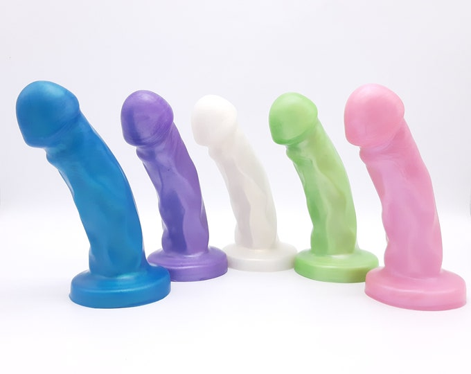 The Splendid Dual-Density Dildo - Medium Size