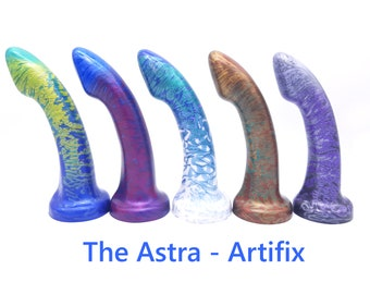 The Astra G-spot Dildo - Artifex
