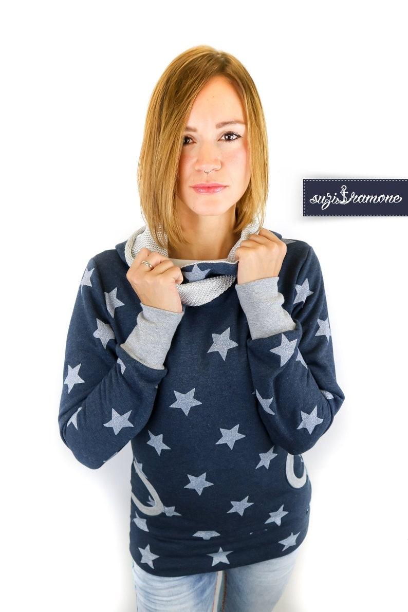 eefaff86 Hoodie sweatshirt sweater women's enhoodie ' Tamara | Etsy