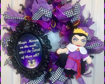 Enjoyable Evil Queen Mirror Etsy Interior Design Ideas Clesiryabchikinfo