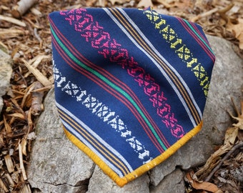 Sioux | Boho Dog Bandana | Tribal Dog Bandana | Dog Scarf | Dog Bandana |