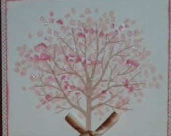 Pink Tree - Blessings