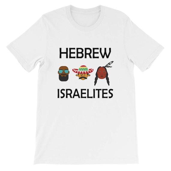 Hebrew Israelite clothing - Lost Tribes Tee