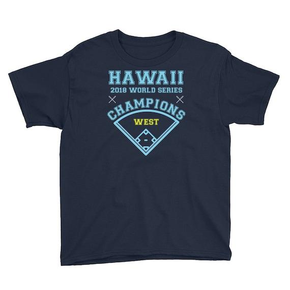 Items similar to Kids Hawaii World Series Shirt / 2018