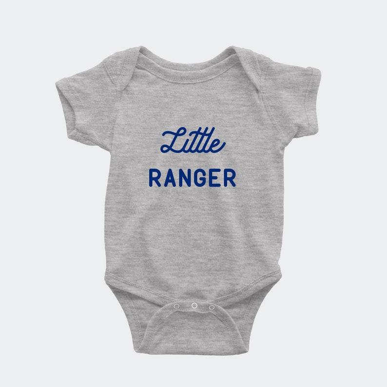 Baby Sports Mascot Little Ranger Infant Bodysuit