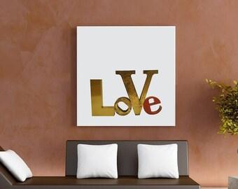 Lettering Interior design-different sizes-vintage aged steel lettering-interior design letters