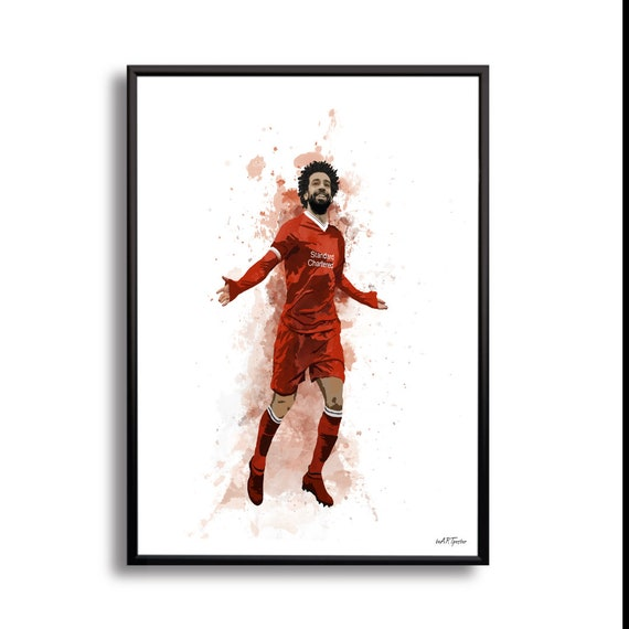 Liverpool Fc Abstract Art