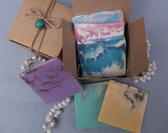 Soap Samplers Gift Box