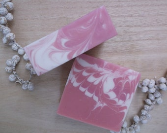 Red Berry Fest luxury soap 105g+