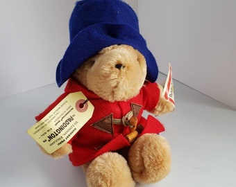 1d237ea3525a0f Donkerste Peru Paddington Bear pluche door Kids Gifts-Sears