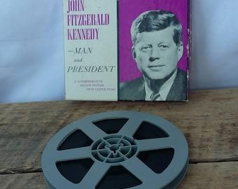 JFK 8mm Movie Reel by Castle Films