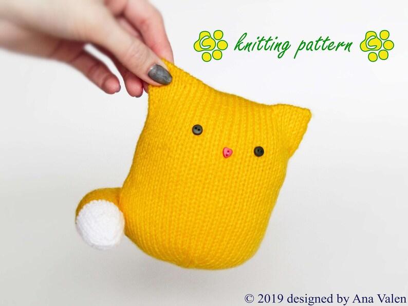 Amigurumi Kitty Cats!   Crochet cat pattern, Crochet projects ...   596x794