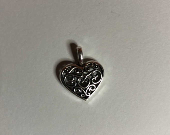 Heart Charm Bauble Add-On B