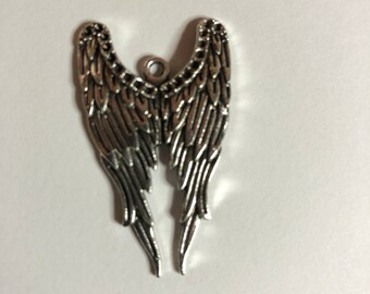 Angel Wings Charm Bauble Add-On