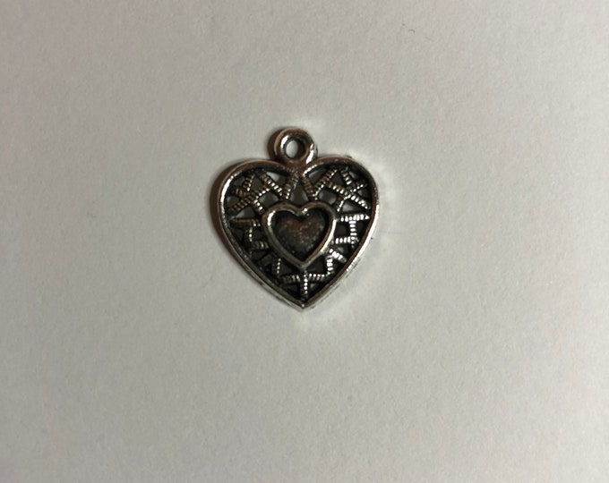 Heart Charm Bauble Add-On A