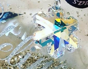 30mm Crystal from Swarovski® Bauble Embellishment Add-On